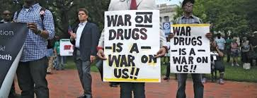 War on drugs is a war on us